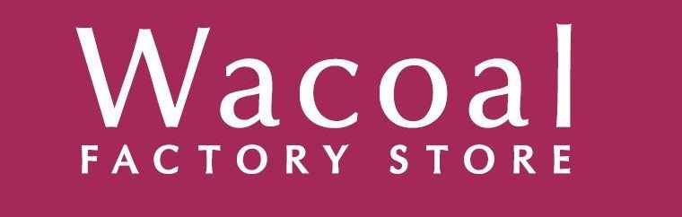 At Wacoal Factory Store, you can find your favorite underwear at reasonable prices!