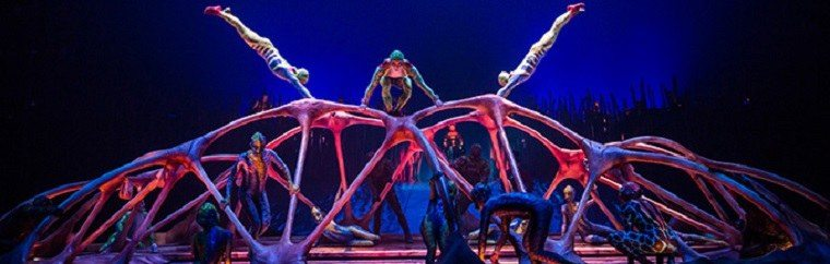 See Cutting Edge Circus Entertainment in Tokyo in 2016 —DAIHATSU TOTEM Tokyo Performance