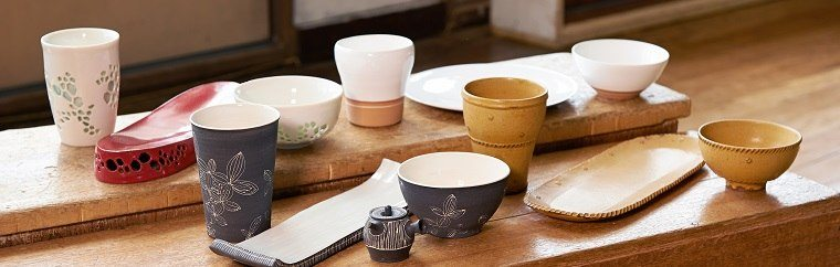 Learn About the Mino-Yaki Produced in the Tono Region of Gifu Prefecture – Japan's Largest Pottery and Porcelain Producing Area