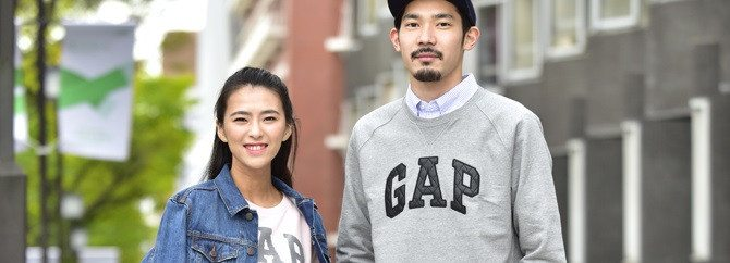 "Check out some tips on the latest ""Tokyo style"" by GAP staff in Tokyo."