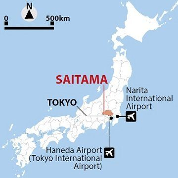 Introducing Saitama Where Wonder Awaits You Only An Hour Away From