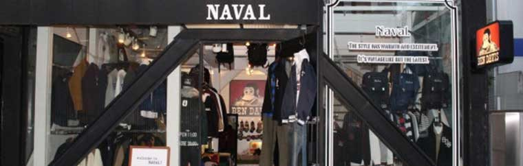 Get the popular Tokyo casual fashion items at NAVAL!