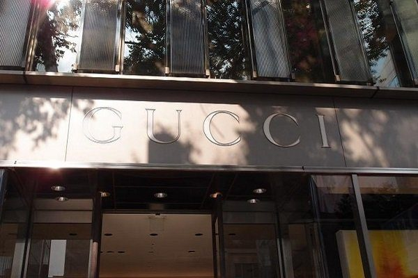 GUCCI Cafe 外观
