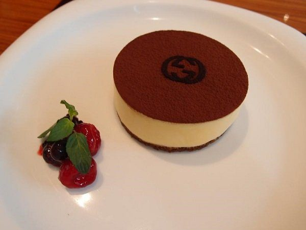 GUCCI Cafe 的甜点