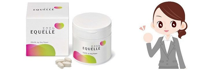 This is a republished article which was originally published on June 23rd in 2016. Today we'd like to talk about the exciting new supplement EQUELLE. It contains equol, an ingredient that helps women over 40 with decreasing female hormone levels staying healthy and beautiful during their time of tra