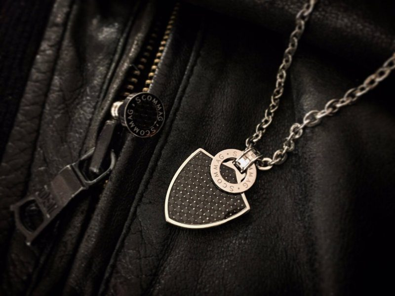160699ed43d37 In general, necklaces are considered to be a fashion item for those who are  fashion gurus. That's because if you wear a necklace that's lame, ...