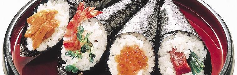 What is Hand-Rolled Sushi?