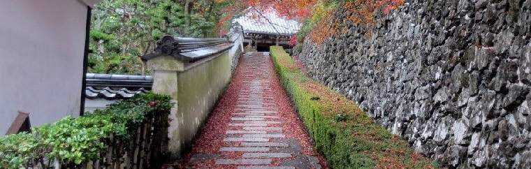 Kyoto – Place of Hidden Flowers, Yoshimine-dera
