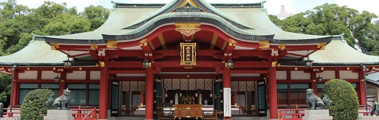 Touka Ebisu is a festival held annually from January 9th to January 11th at Nishinomiya Shrine, the main shrine out of the approximately 3500 shrines in Japan dedicated to the kami Ebisu.