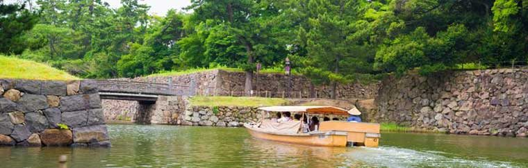 "Around Matsue, Shimane Prefecture – Hori River ""Kotatsu Boat"" Tour"