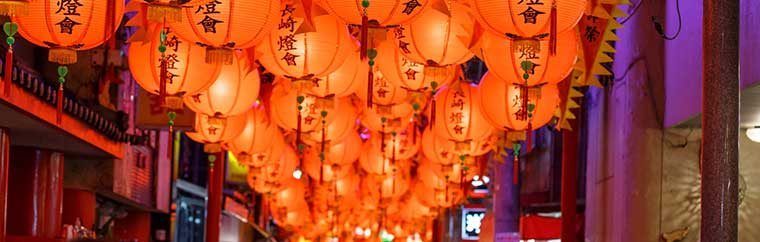 Revitalize Your Heart with Colorful Lanterns