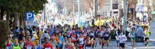What Tokyo Runners Aspire For, the Tokyo Marathon