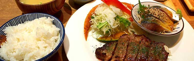 "In Fukuoka, a gourmet city, exists ""Ikkaku Shokudo Tenjin,"" a popular restaurant with the locals. They don't cut corners with the food, service, or freebies. This restaurant meets the high expectations of food in Fukuoka!"