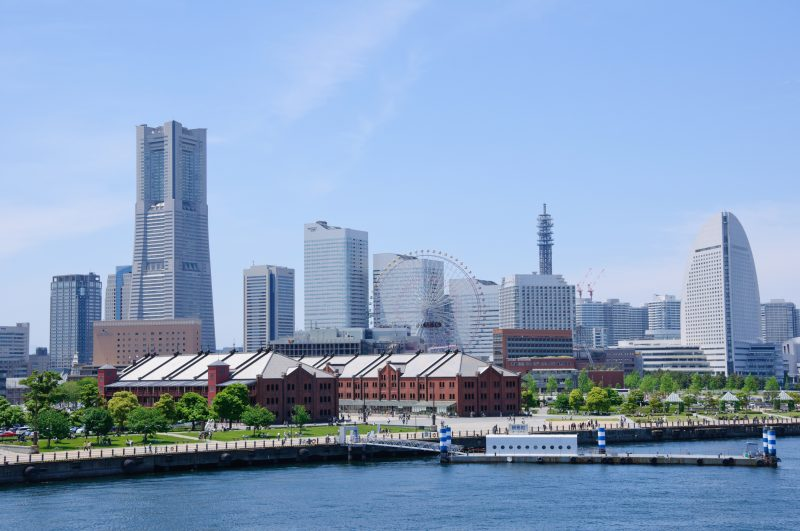 """Yokohama"", a lovely city with Western and Asian culture mixed"