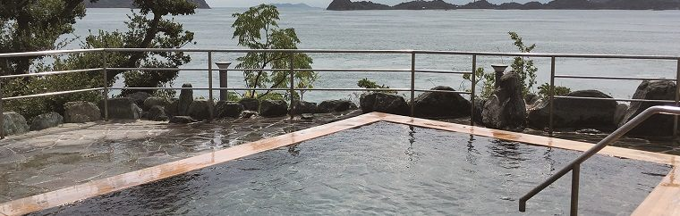 A Relaxing Trip to the Seto Inland Sea – Komogakushi Onsen Hotel on Secluded Iwagi Island