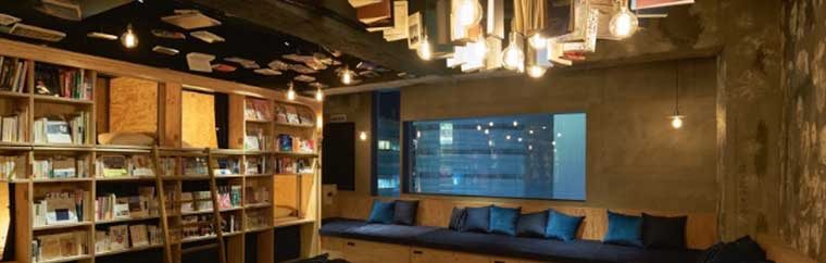 A Bookstore You Can Stay In! BOOK AND BED TOKYO