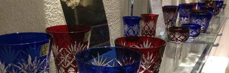 We'd like to introduce you to KIMOTO GLASSWARE, a company dedicated to keeping the Edo Kiriko art form alive. Their unique glassware designs that bring tradition and innovation together are so exquisite we simply had to check out their new shop and showroom.
