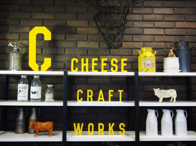 CHEESE CRAFT WORKS LOGO