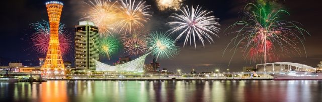 Must-Visit Fireworks Festivals in Japan in the High Summer (August) of 2017!