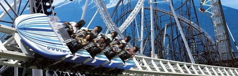 "Yamanashi Prefecture's Fuji-Q Highland Now Has a New Attraction, ""Dod-Dodonpa""!"