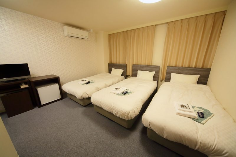 Family Room (from 16,000 yen)