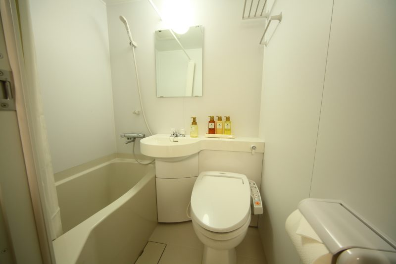 Private In-Unit Bath