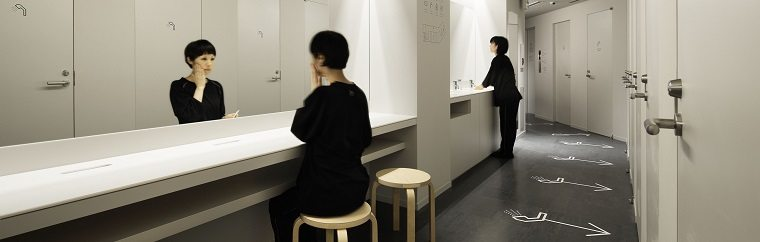 TOKYO: A Women-Only Overnight Facility! Introducing 9 Hours Kanda Woman