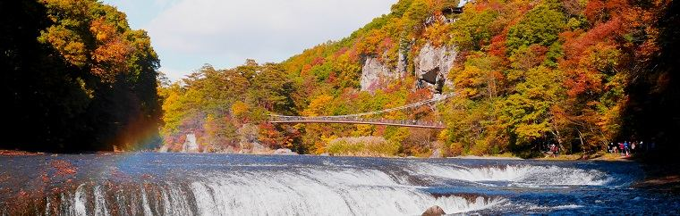 Numata City, Gunma Prefecture – Autumn Leaves, Sightseeing Spots, and Access Information for Fukiware-no-Taki Falls