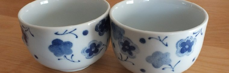 "Enjoy Green Tea in these Japan-Made Teacups at 100-Yen Shop ""DAISO""!"