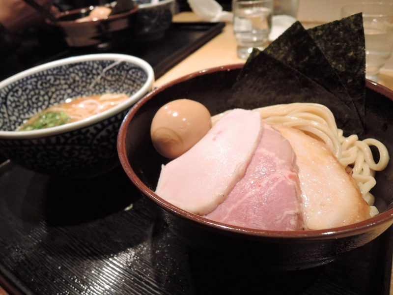 Special Thick Seafood Tsukemen