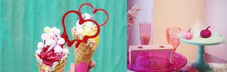 The Soft-Serve Ice Cream at Osaka's PeccaPu Specialty Shop is Too Cute!