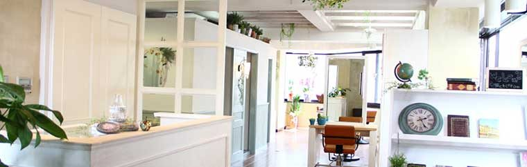 Achieve a Higher Level of Beauty at the Popular Tokyo Hair Salon, Hair Art Chiffon!