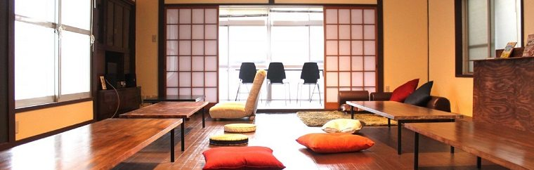 A Recommended Place to Stay for Sightseeing and Business in Osaka! Funtoco Backpackers Namba