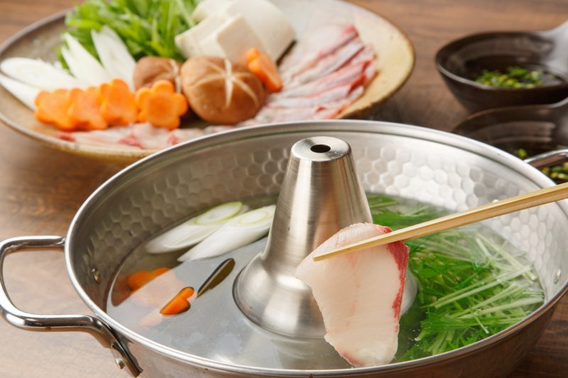 Buri Shabu for Winter Eating