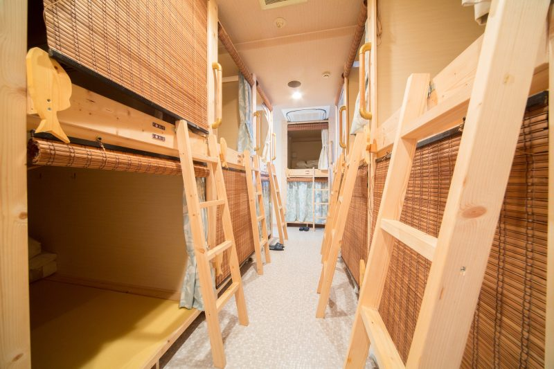 Dormitory (from ¥2,300)