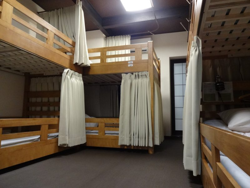 Mixed-Gender Dormitory (Bunk Beds)