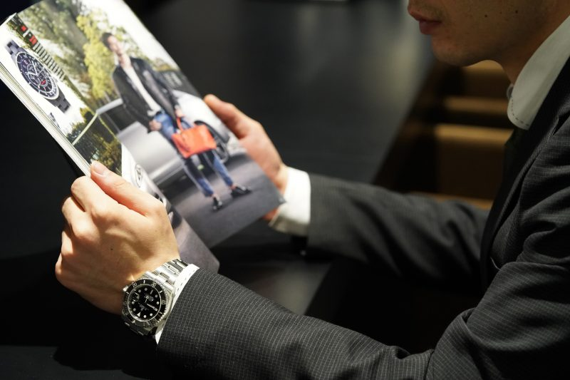 Luxury watches sold in Japan aren't counterfeit