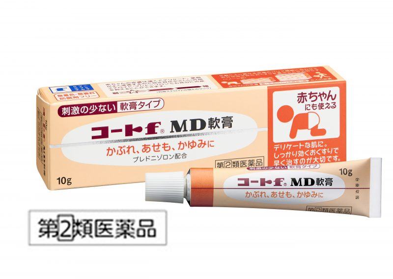 CORT f MD®Ointment