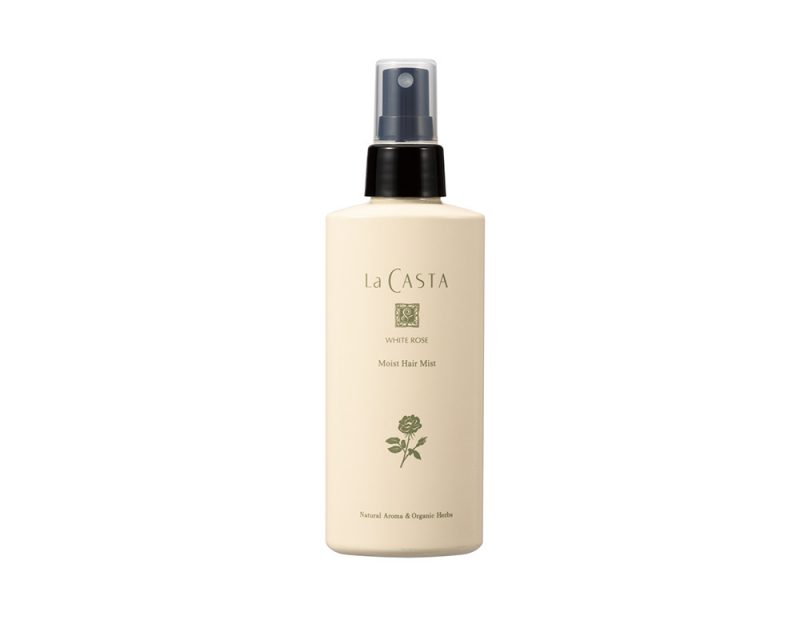 WHITE ROSE Moist Hair Mist 1944日圆