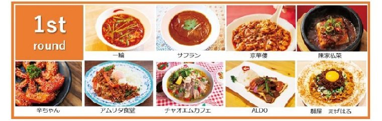 "Super-Spicy but Super-Delicious! ""Gekikara Gourmet Festival 2019"""