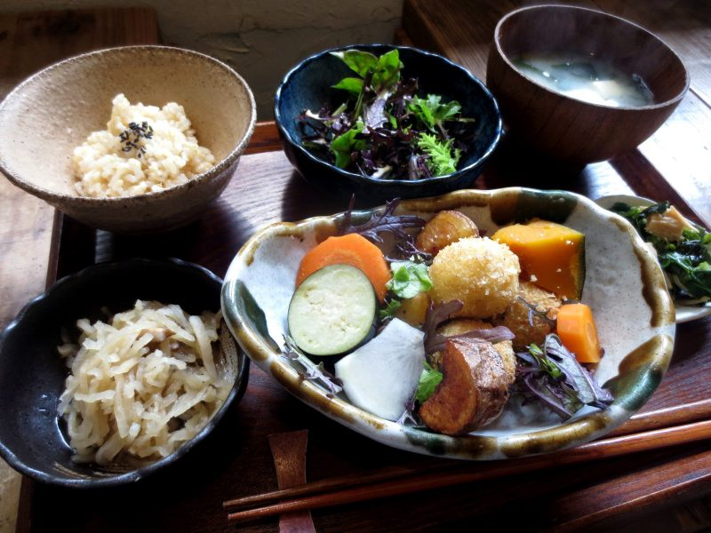 Daily Harvest Meal – 880 yen