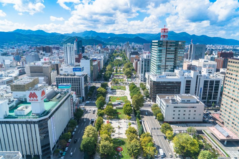 Sapporo is the largest city in Hokkaido