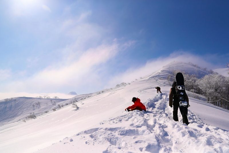 This resort boasts one of Japan's best freeriding off-piste skiing zones.