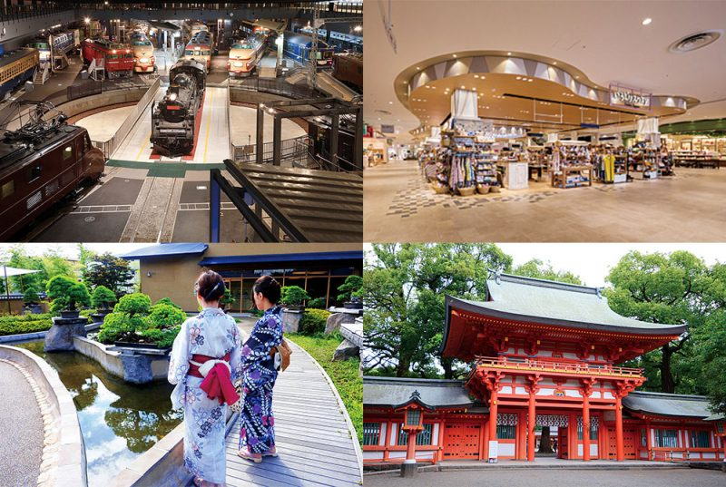 Enjoy Japan to the fullest in Saitama City, located conveniently close to Tokyo!