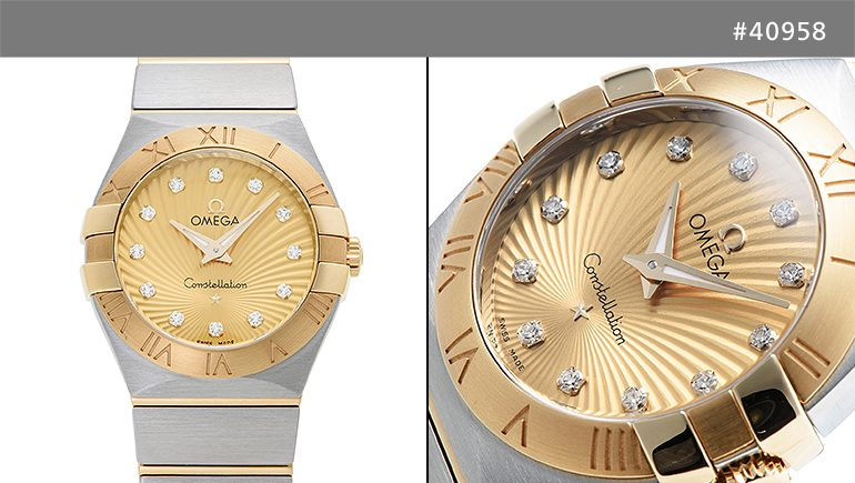 OMEGA / Constellation 123.20.27.60.58.001