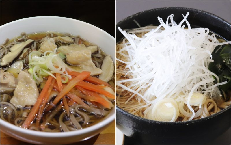 A great lineup of popular local noodle dishes!